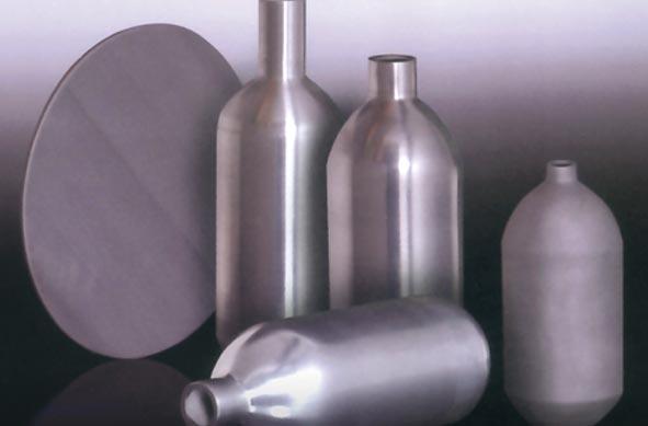 Botellas y cilindros